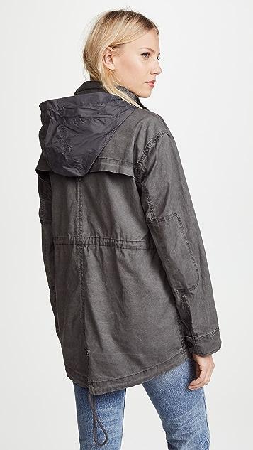 ATM Anthony Thomas Melillo Enzyme Wash Field Jacket