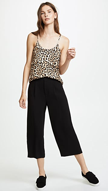 ATM Anthony Thomas Melillo Leopard Print Cami