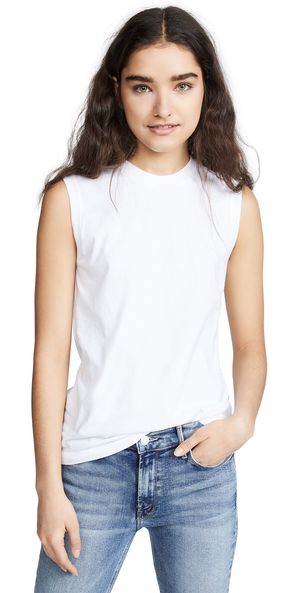 ATM Anthony Thomas Melillo Sleeveless Boy Tee