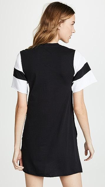 ATM Anthony Thomas Melillo Short Sleeve Dress