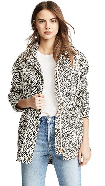 ATM Anthony Thomas Melillo Lunar Leopard Field Jacket
