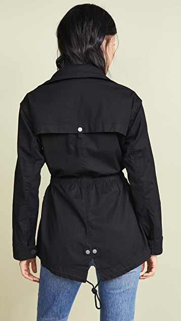 ATM Anthony Thomas Melillo Enzyme Washed Field Jacket