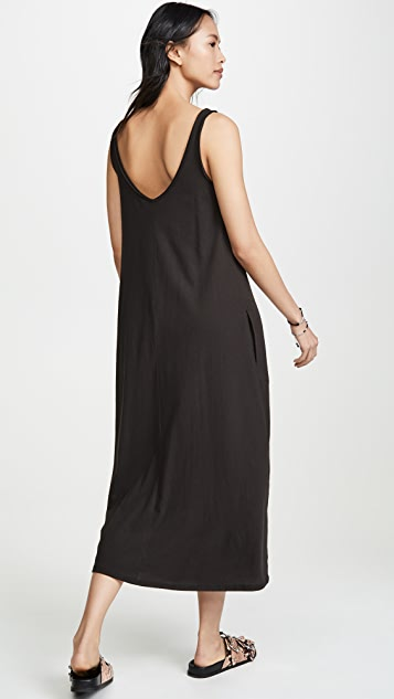 ATM Anthony Thomas Melillo High Torision Tank Dress