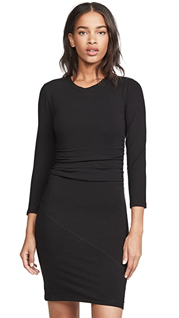 ATM Anthony Thomas Melillo Pima Cotton Dress