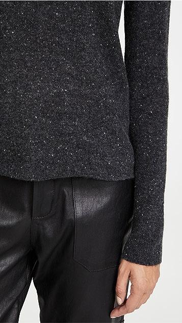 ATM Anthony Thomas Melillo Cashmere Crew Neck Sweater