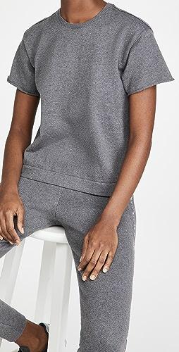 ATM Anthony Thomas Melillo - Cotton Cashmere Sweater Tee