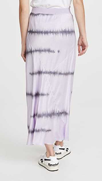ATM Anthony Thomas Melillo Silk Charmeuse Skirt
