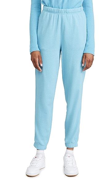 ATM Anthony Thomas Melillo 法式毛圈布弹性裤