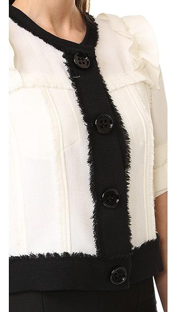Amelia Toro Short Sleeve Bolero Jacket