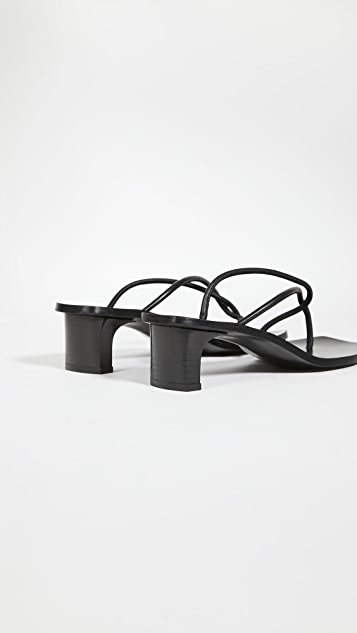 ATP Atelier Panza Strappy Sandals