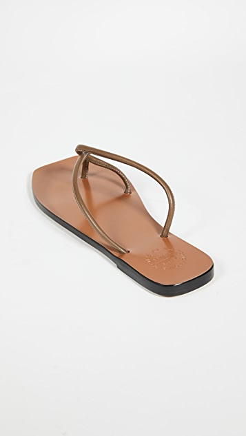 ATP Atelier Alessano 夹趾凉鞋