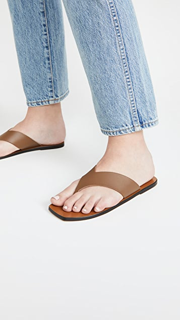 ATP Atelier Merine 夹趾凉鞋