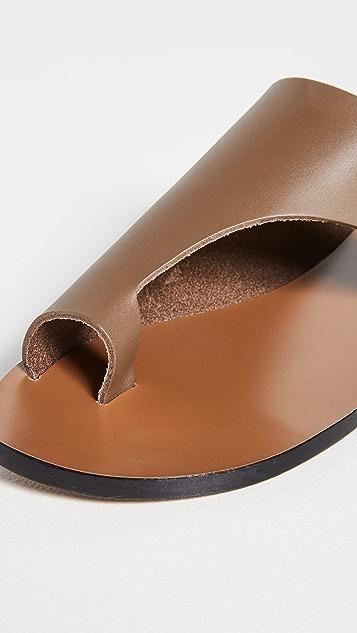 ATP Atelier Rosa 凉鞋