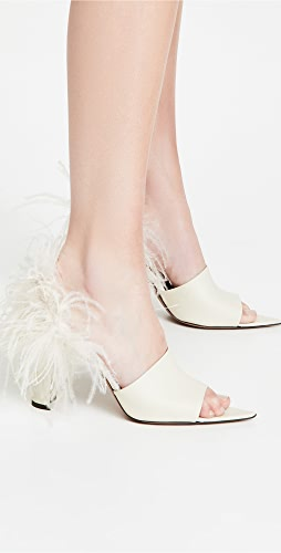 ATP Atelier - Palagiano Feather Pumps