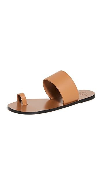 ATP Atelier Astrid Toe Ring Sandals
