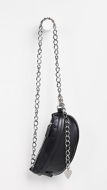 Avec La Troupe Le Troupe Chain Belt Bag