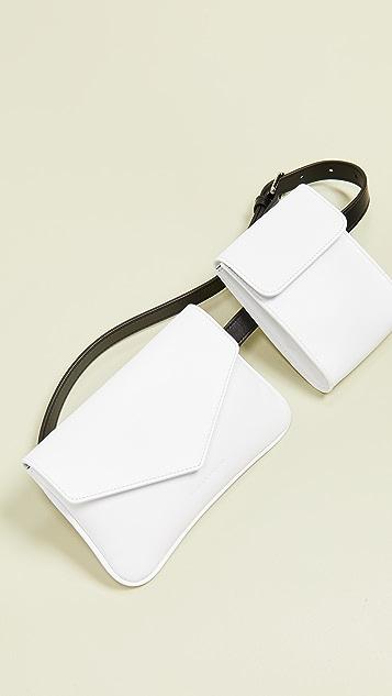 Avec La Troupe Galaxy Belt Bag