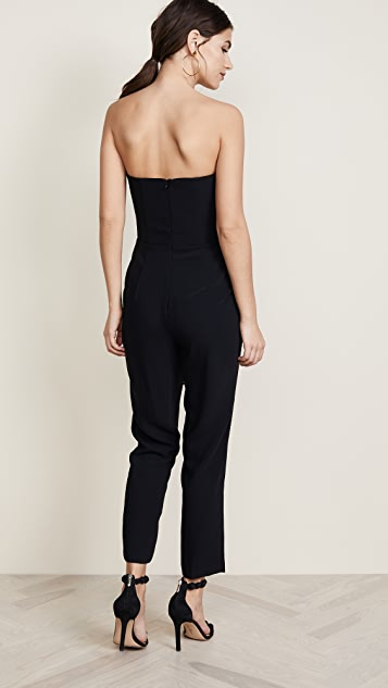 Amanda Uprichard Cherri Jumpsuit Shopbop