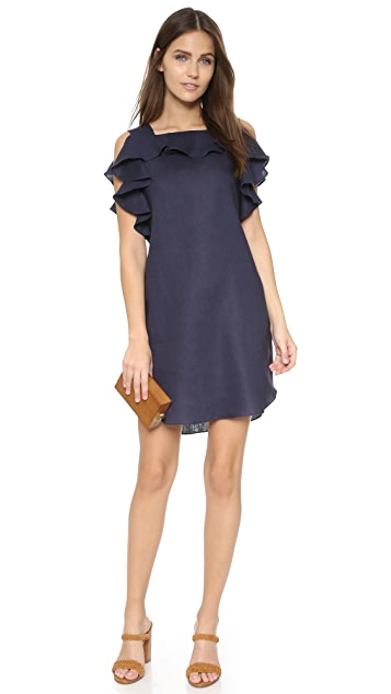 Amanda Uprichard Claudette Dress