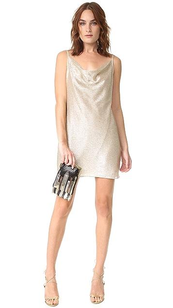 Amanda Uprichard Bowie Mini Dress