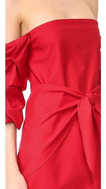 Amanda Uprichard Rory Dress