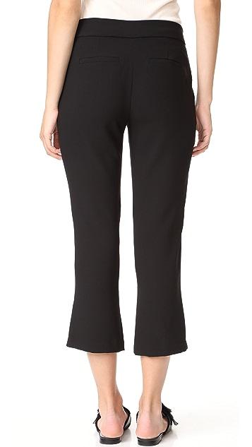 Amanda Uprichard Kendall Crop Pants