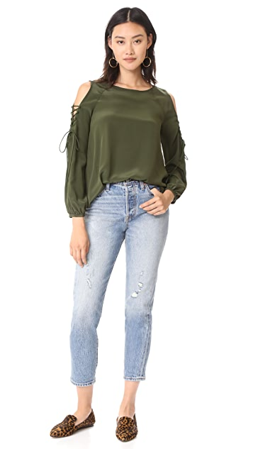 Amanda Uprichard Gibson Top