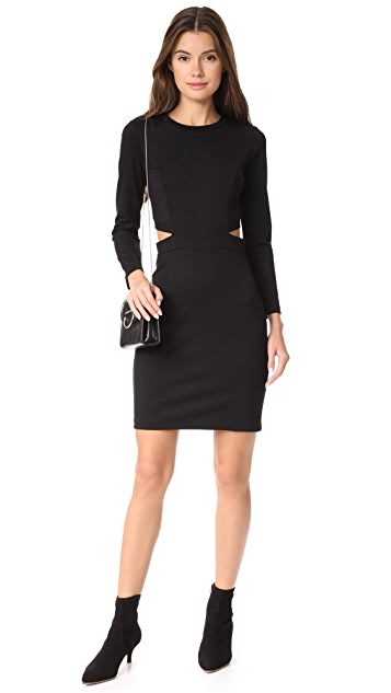 Amanda Uprichard Minka Dress