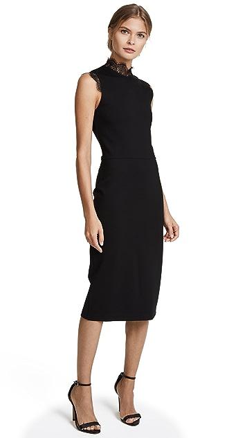 Amanda Uprichard Melange Dress