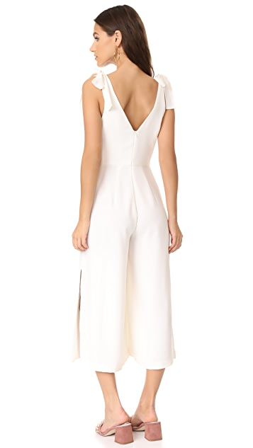 Amanda Uprichard Iris Jumpsuit