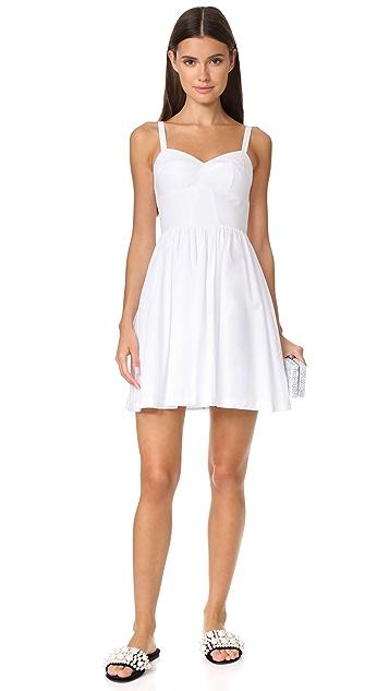 Amanda Uprichard Champagne Dress