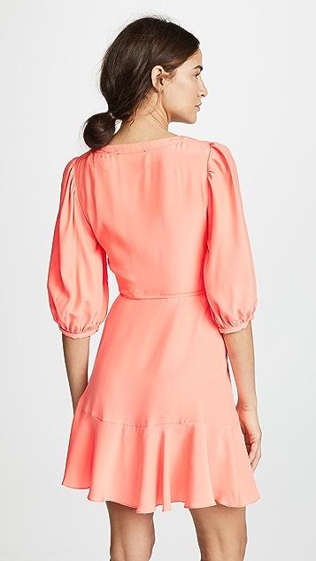 Amanda Uprichard Calico Dress