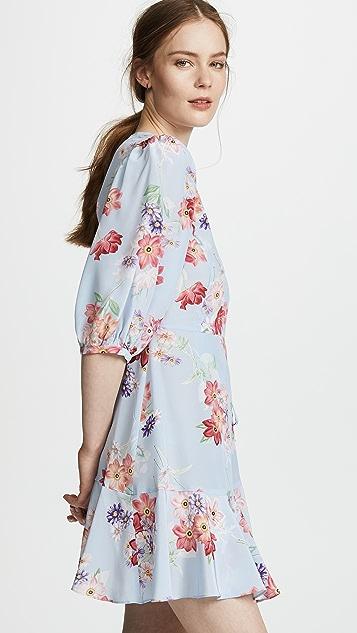 Amanda Uprichard Платье Calico