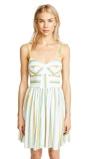 Amanda Uprichard Pineapple Dress