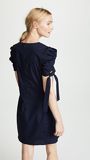 Amanda Uprichard Cranberry Dress
