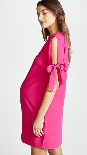Amanda Uprichard Mona Maternity Dress