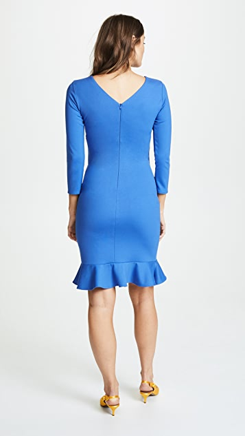 Amanda Uprichard Shoshanna Maternity Dress