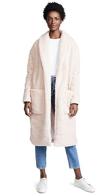 Amanda Uprichard Aspen 茧型大衣