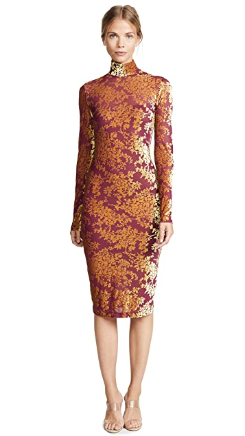 Amanda Uprichard Demure Dress