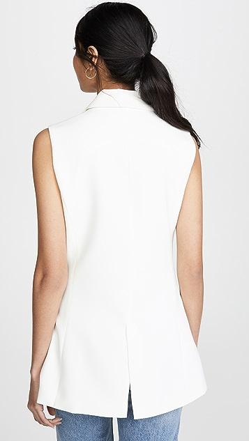 Amanda Uprichard Dixon Blazer Vest