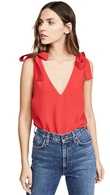 Amanda Uprichard Josephina Top