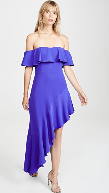Amanda Uprichard Camellia Dress
