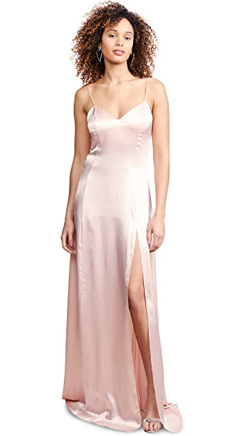 Amanda Uprichard Платье Channing