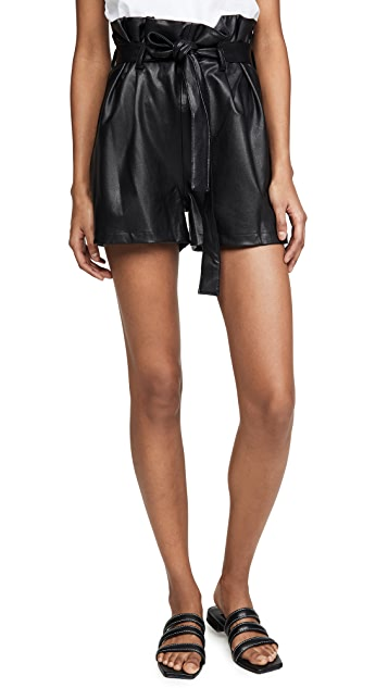 Amanda Uprichard Tessi Shorts