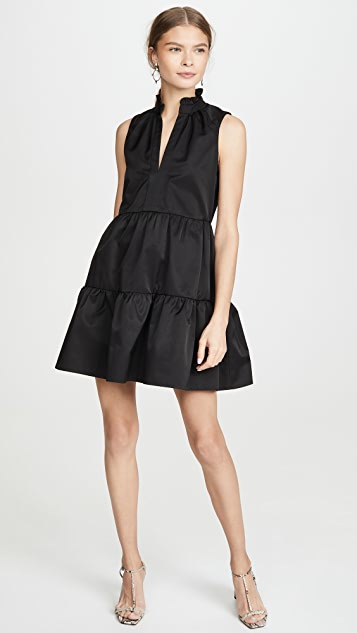 Amanda Uprichard Платье Saffron без рукавов
