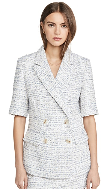 Amanda Uprichard Sawyer Jacket