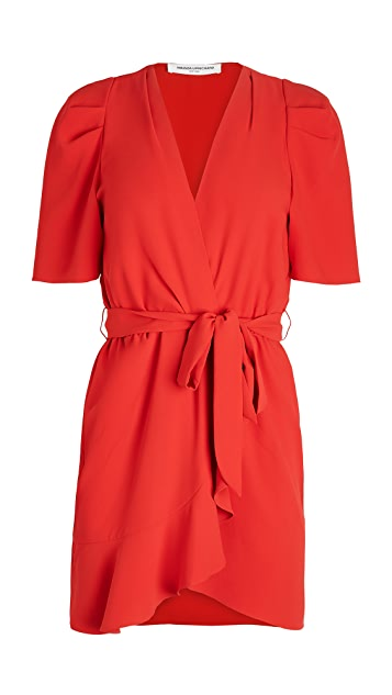 Amanda Uprichard Bonjour Mini Dress