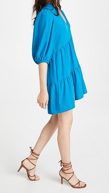 Amanda Uprichard Saffron Dress