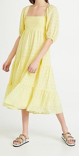 Amanda Uprichard - Maisie Midi Dress