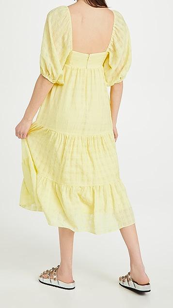Amanda Uprichard Maisie Midi Dress